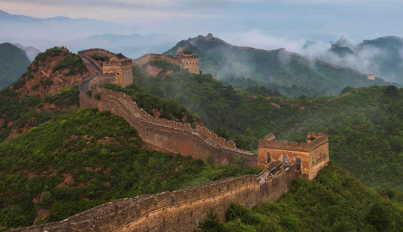 Great Wall~Nothing can prepare you for the sight that awaits you at the Great Wall. Join us for dinner atop the wall and take in one of the most memorable sunsets you will ever witness.